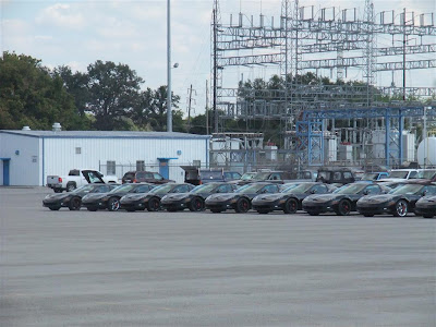 corvette plant, bowling green, kentucky, pictures, 100 year anniversary car