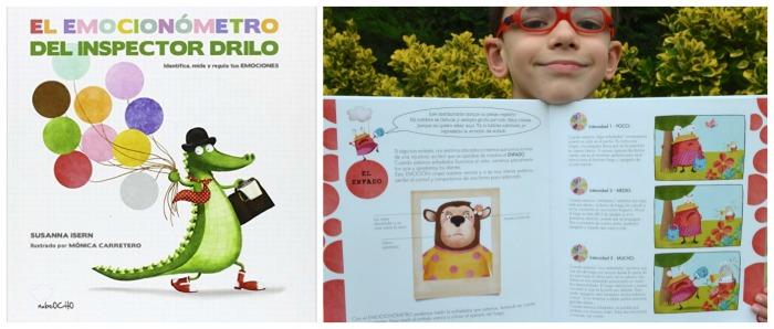 los mejores libros informativos para niños, libros conocimientos emociones, educación emocional