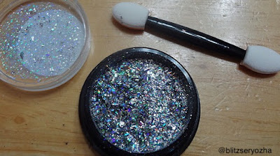Beauty Bigbang, Galaxy Holo Flakes, J2425