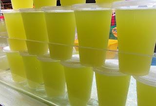 Soft drinks for summer in Vietnam 2