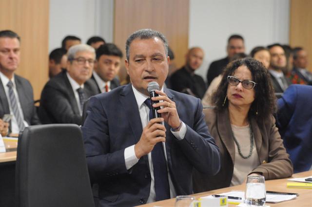 Em Fórum de Governadores, Rui apoia sugestão de Rodrigo Maia e deixa claro que texto atual da reforma da previdência não agrada a Bahia