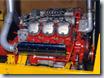 El Taíno: motor diseñado enteramente por la emrpesa de Barreiros y que logró vencer en una dura prueba a un motor de la Nissan