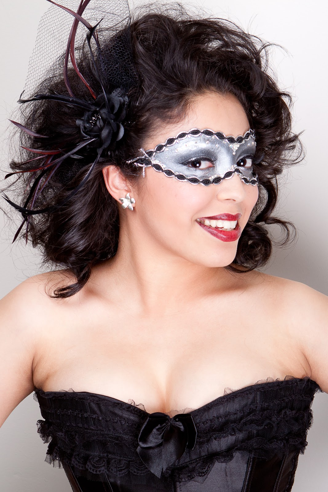 MakeupByMelanie: Masquerade Inspired Makeup
