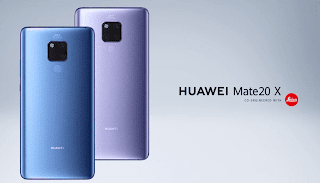 Cara Hard Reset Huawei Mate 20 X Lupa Pola dan Pin