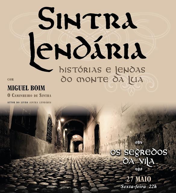 Caminhada noturna pelas histórias e lendas de Sintra