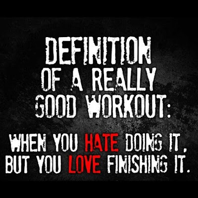 Workout Quote of The Day