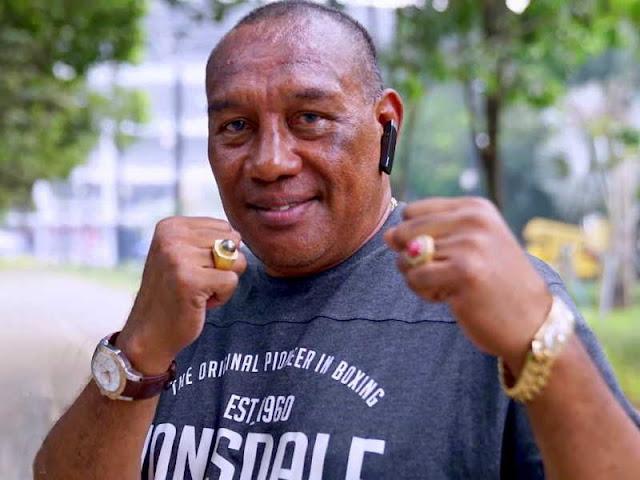 Albert Papilaya, Petinju Maluku yang Berprestasi di Olimpiade Barcelona 1992