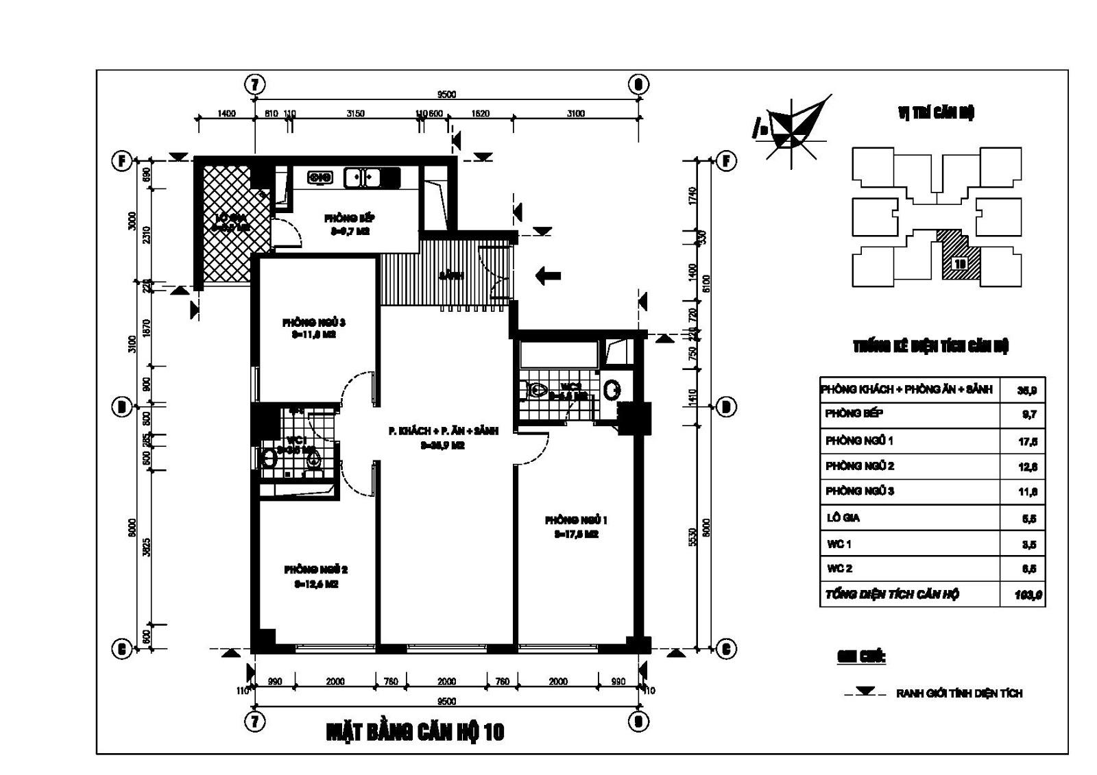 Giới thiệu chung cư N03T1 Ngoại Giao Đoàn