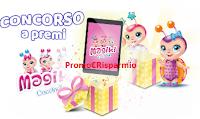 Logo Con Magiki Coccinelle vinci gratis iPad Mini