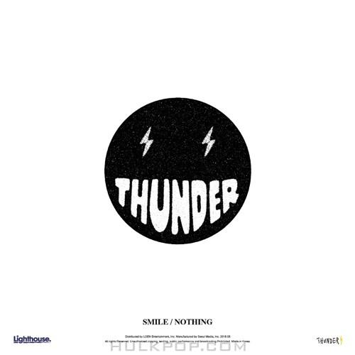 THUNDER – SMILE – Single