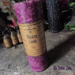 Mastery Spiritual & Witchcraft Supplies by The Potion Lady