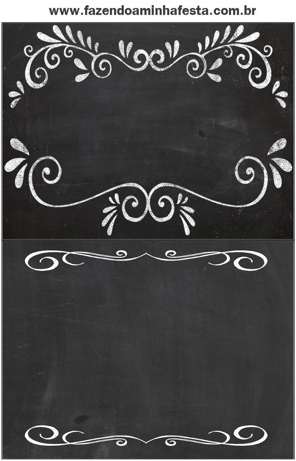 Blackboard Style Free Printable Candy Bar Labels Oh My