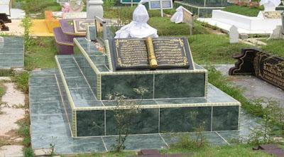 Penyebab kavling kuburan harga selangit