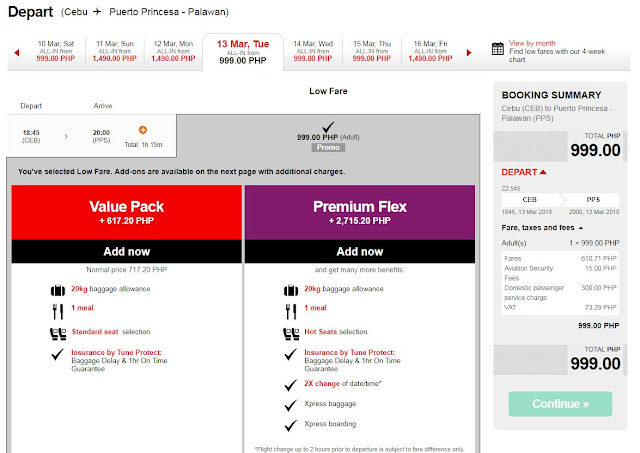 air asia promo ticket