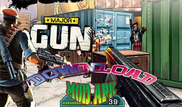 Download Major GUN 4 War on Terror Mod Apk Game