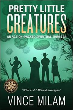 Pretty Little Creatures by Vince Milam cover art