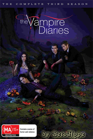 The Vampire Diaries Temporada 3  [2011-2012] [Micro HD – 480p] Latino [Google Drive] GloboTV