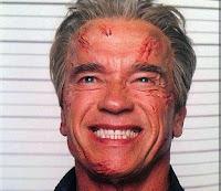 Arnold Schwarzenegger smile Terminator Genisys