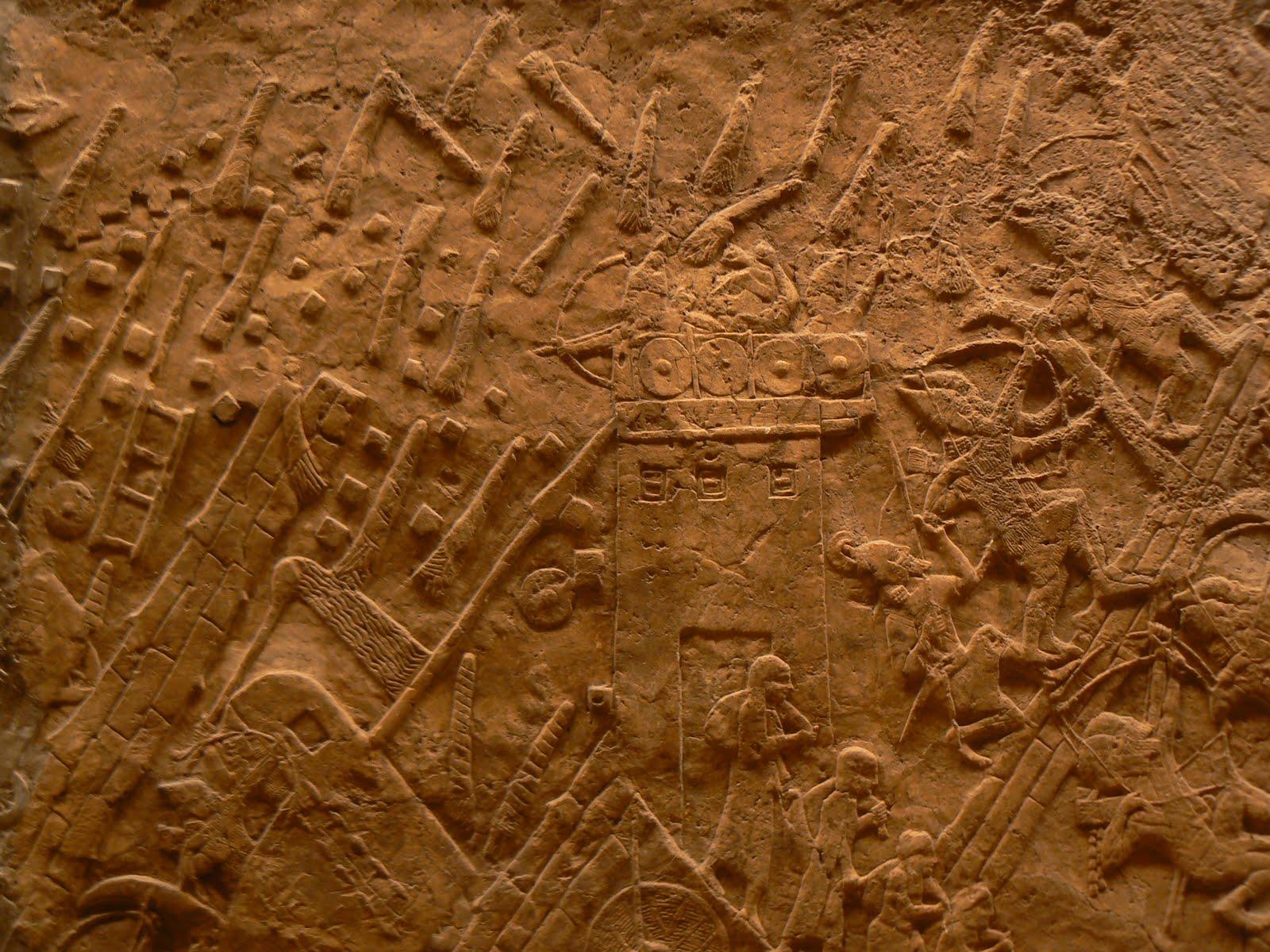 聖經考古: 亞述王攻打希西家