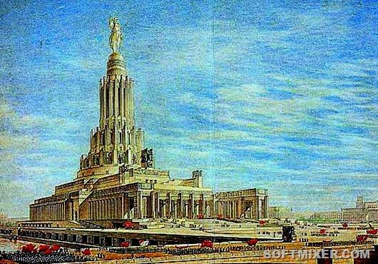 Невоплощённая Москва