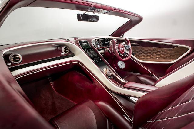 ベントレー、未来の超高級電気自動車を示唆するコンセプトカー「EXP12スピード6e」を発表!