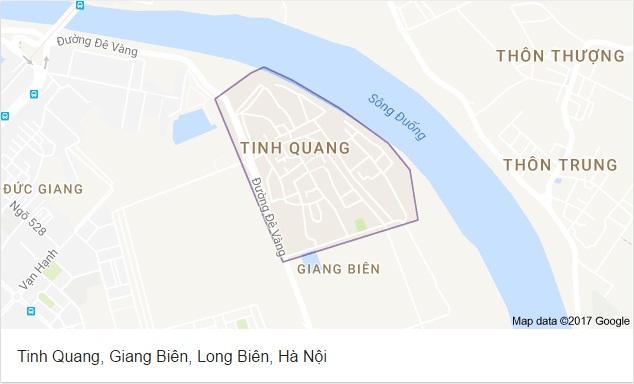 Tình Quang Giang Biên Long Biên