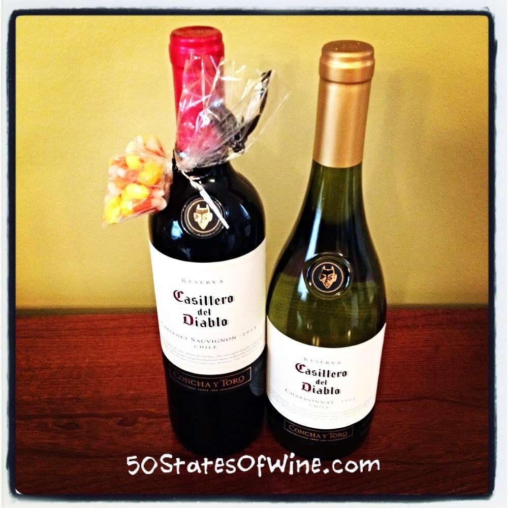 Wine and Halloween Candy Pairings?