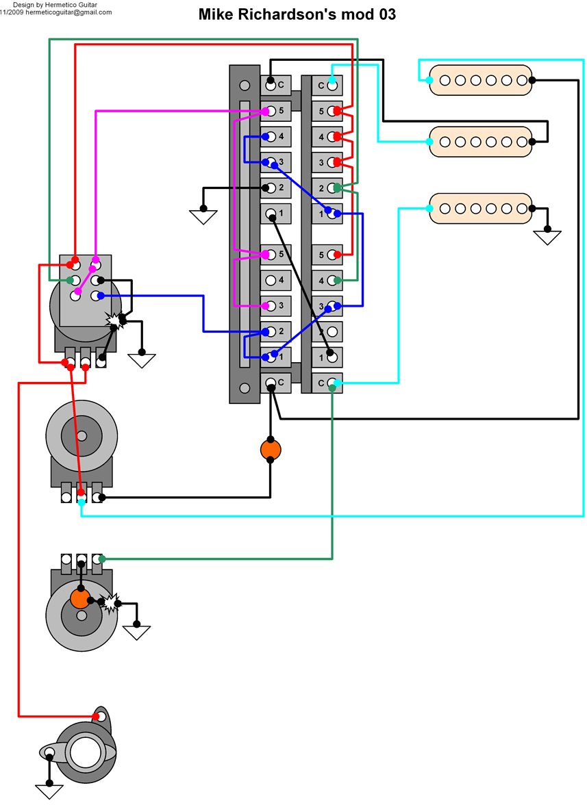 Fender Lead Iii Wiring Diagram Great Design Of Schematic Stratocaster 1 Marshall Schematics Telecaster Deluxe Seymour Duncan