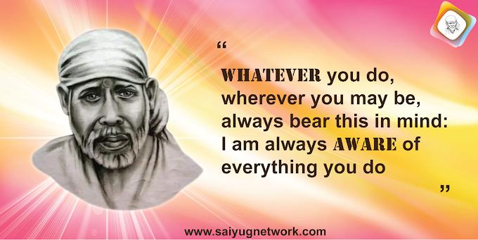My Experience With Sai Baba