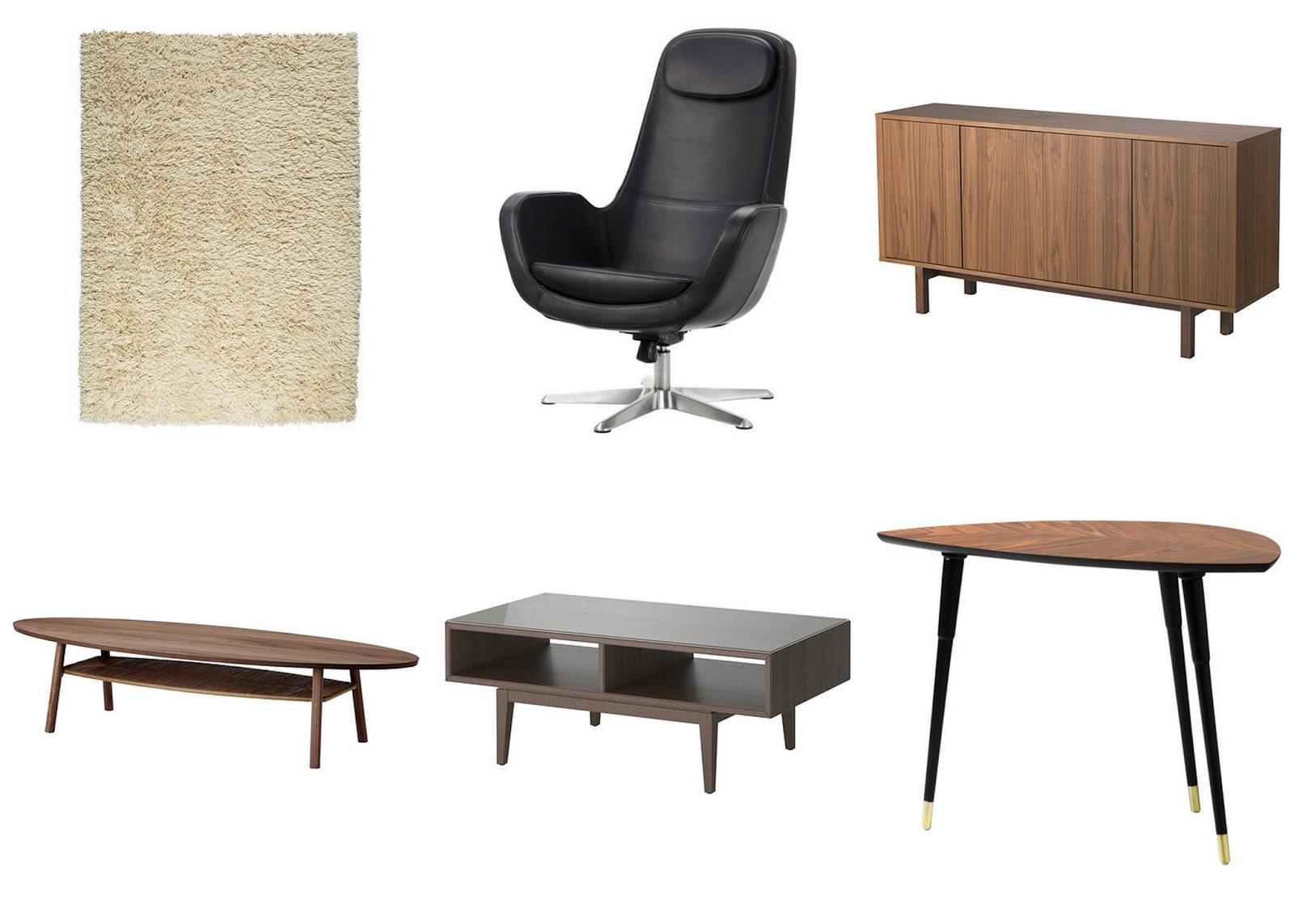 MID CENTURY INSPIRED IKEA FURNITURE - HIP HIP HOME!