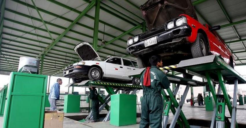 MTC: En diciembre entrará en vigencia nuevo reglamento de inspecciones técnicas vehiculares - www.mtc.gob.pe