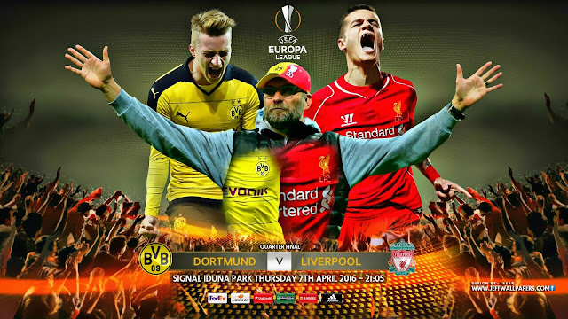 Borussia Dortmund x Liverpool (07/04/2016) - Champions League - Horário, TV e Data