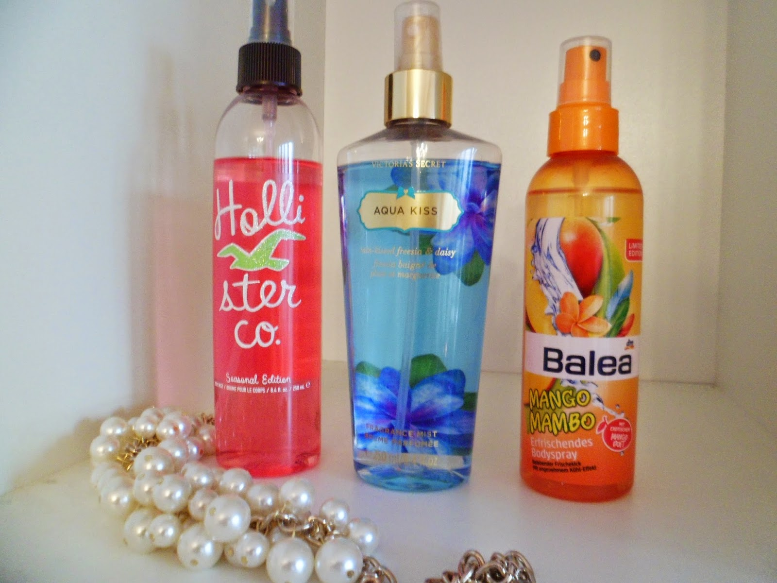 Bodysprays