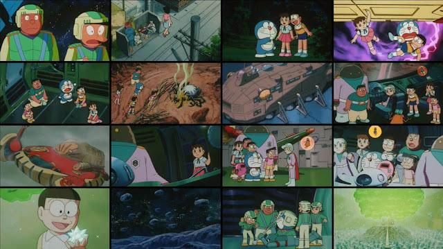Doraemon The Movie Nobita Ki Universe Yatra In HINDI Full Movie