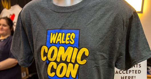 Wales Comic Con 2017 Part II - A Detailed Review