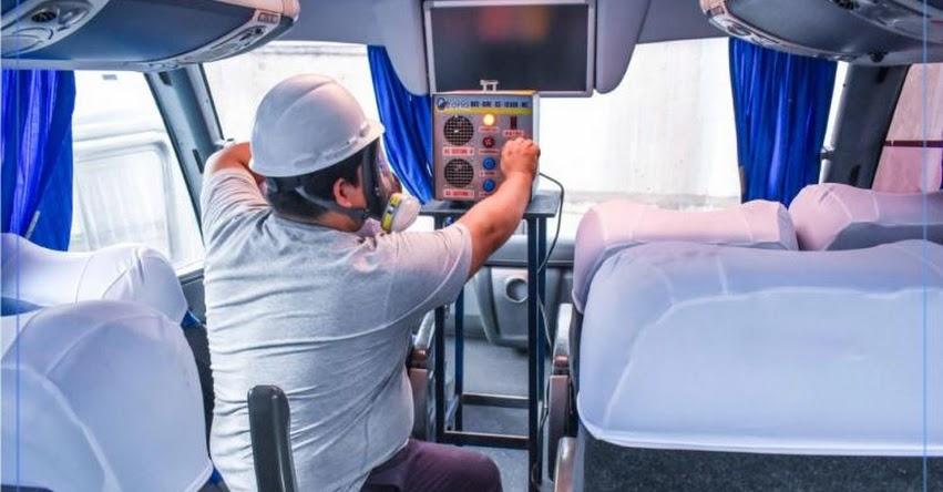 Peruano propone Ozono para esterilizar superficies y ambientes de Coronavirus