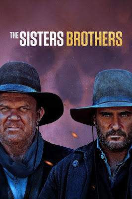 The Sisters Brothers 2018 English 720p BRRip 1.1GB ESubs