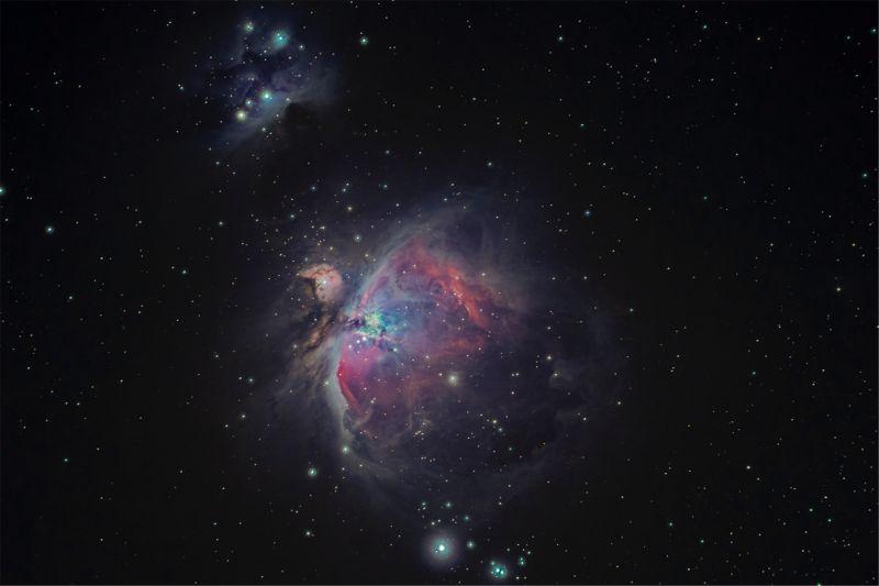 La nebulosa di Orione - Gli scrittori della porta accanto