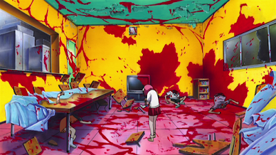 Elfen Lied Review Anime