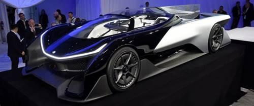 Faraday Future deve marcar presença na CES 2017 com carro elétrico