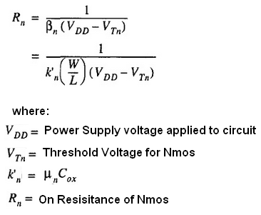 Mos calculation formula