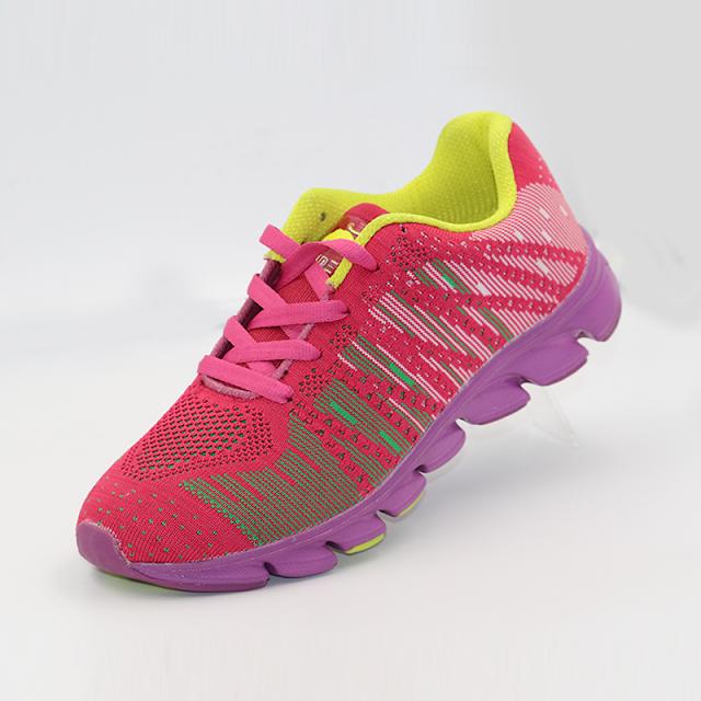 vandeu women multi pink runing shoe