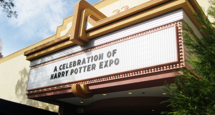 A Celebration of Harry Potter 2019 Cancelled