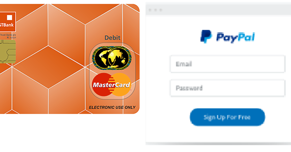 How to use your GTBank Naira Mastercard on PayPal - Nigeria - Hafiz Adewuyi