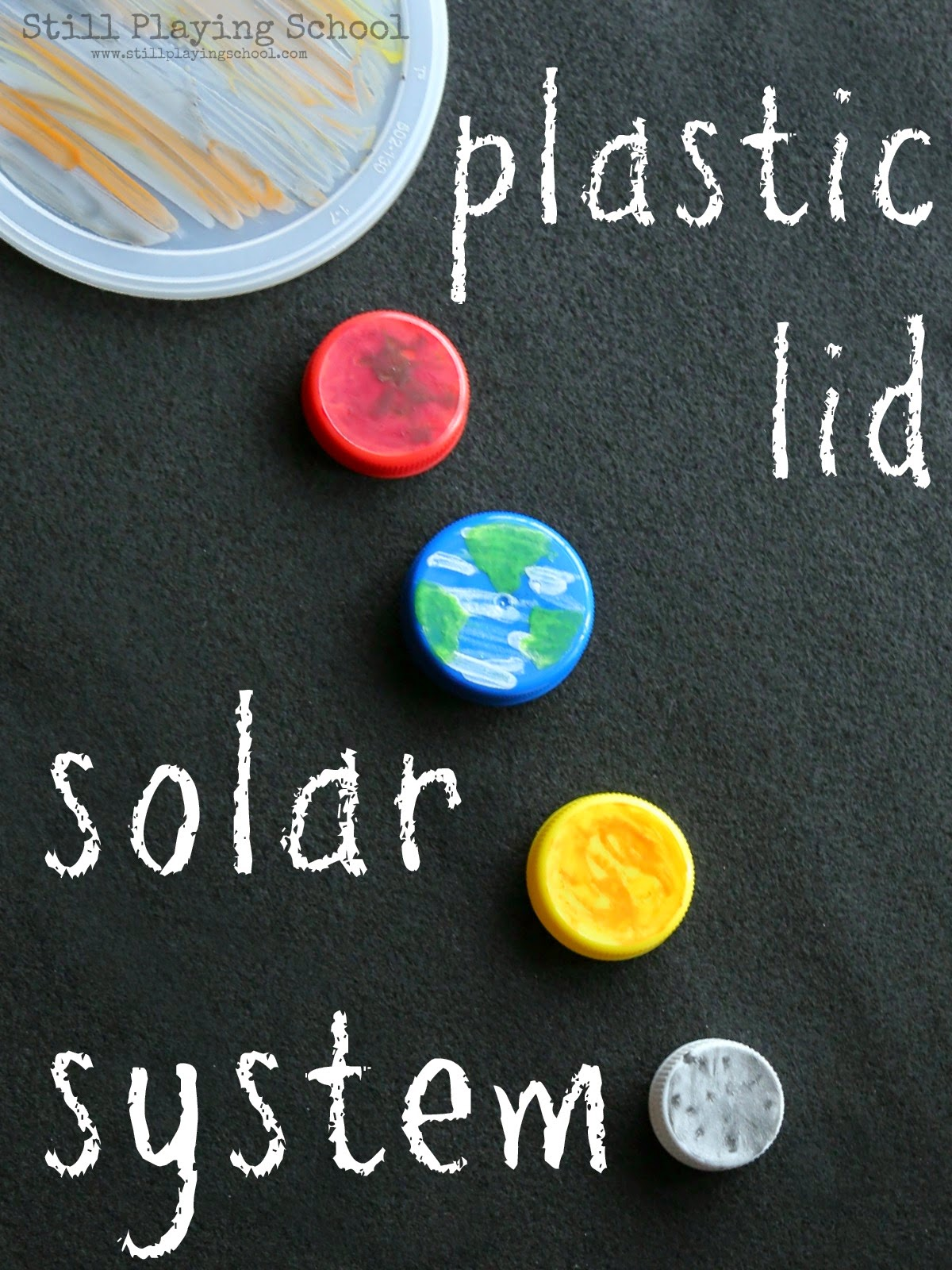 creative solar system projects - photo #41