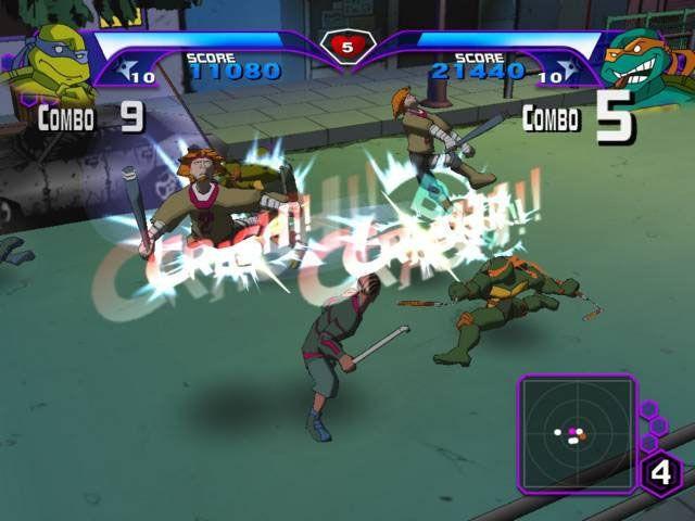 Superphillip Central Teenage Mutant Ninja Turtles Ps2 Gcn Xbx Retro Review