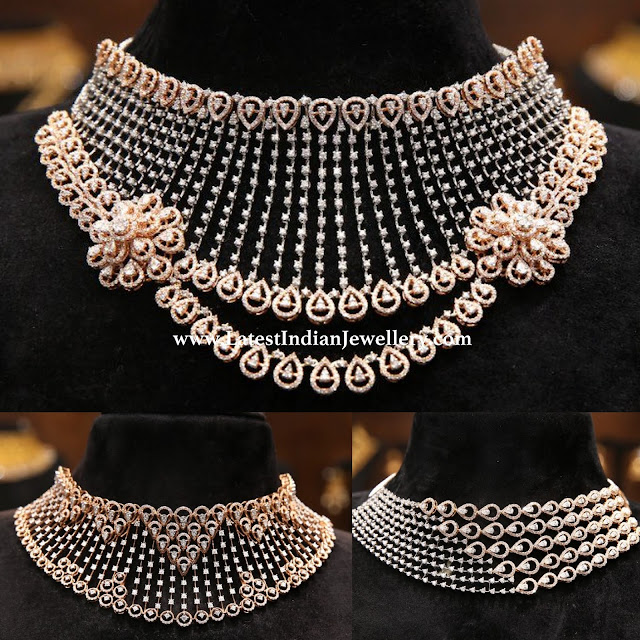 Contemporary Chokers from Malabar