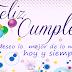 Espero que las alegrías sencillas llenen tu día. ¡Feliz Cumpleaños!