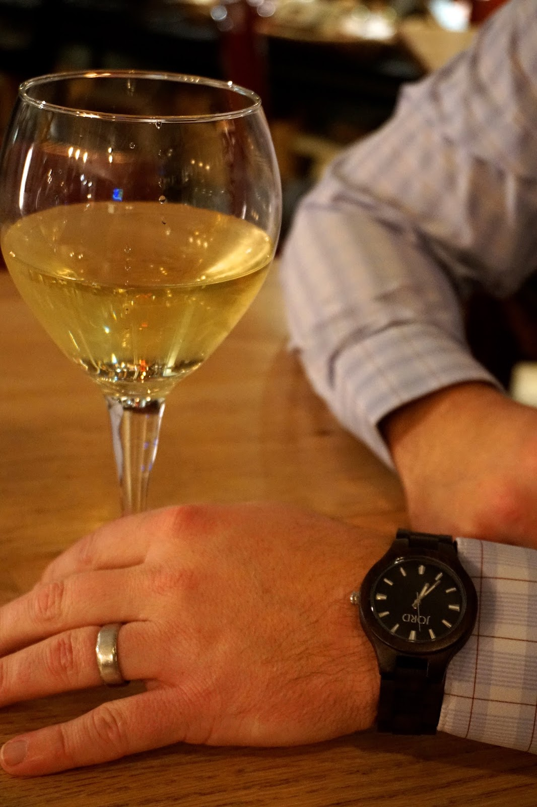 Date Night Planning + A New Watch