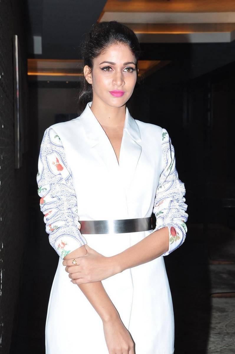 Lavanya Tripathi Photoshoot Stills In White Dress